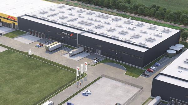 Swissport erweitert Frachtaktivitäten am Flughafen Wien