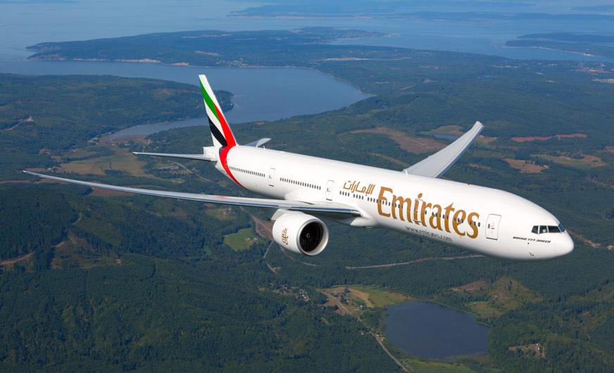 Emirates erhöht Frequenzen auf der Route Wien – Dubai