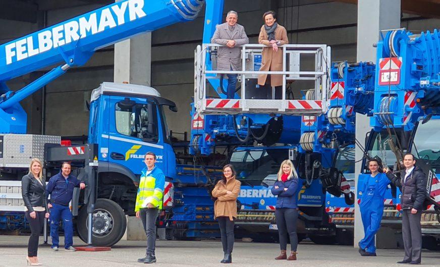 Felbermayr ist Österreichs bester Arbeitgeber in Verkehr und Bau