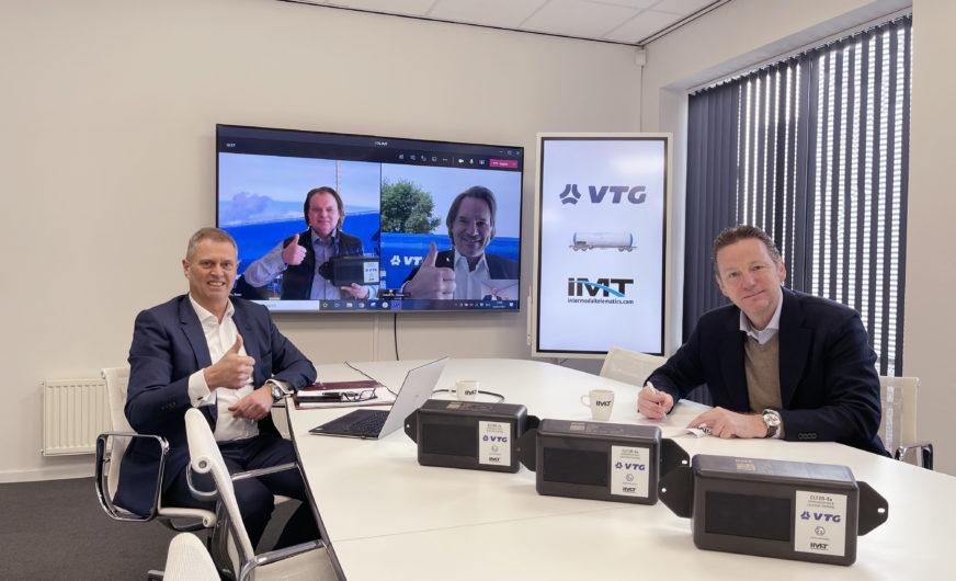 Neue Telematik-Lösung für die VTG-Waggonflotte