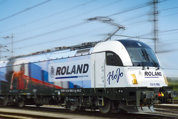 Roland Spedition: Direktverbindung Wien – Rotterdam