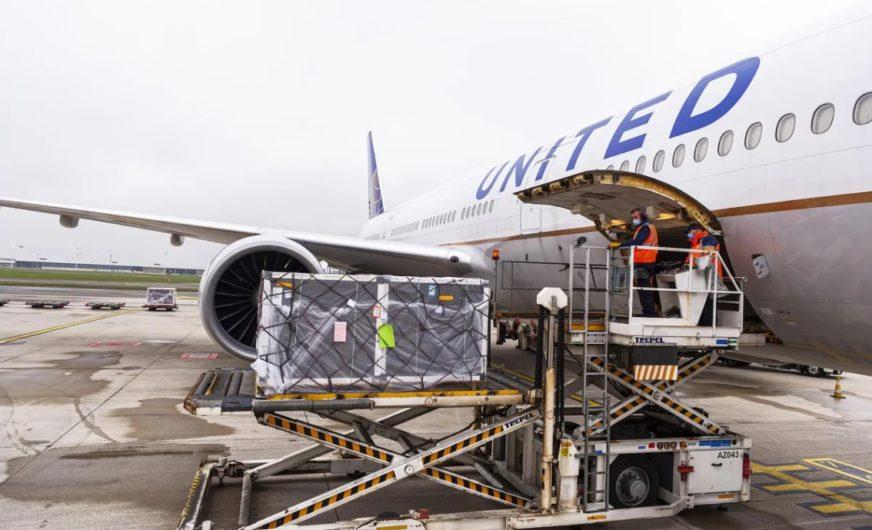 United Airlines: Starker Cargo-Auftritt in Frankfurt