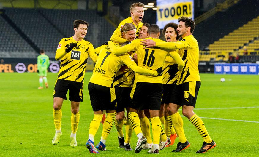 GLS wird Logistikpartner von Borussia Dortmund