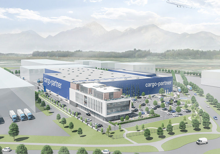 cargo-partner erweitert iLogistics Center in Ljubljana