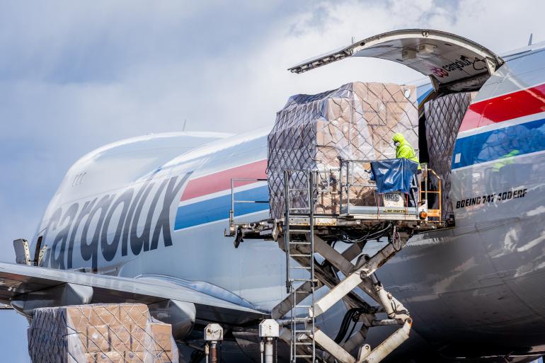 Jubiläumsjahr bringt Cargolux ein Rekordergebnis