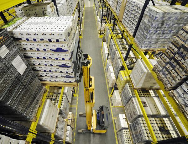 Dachser: 52.000 zusätzliche Palettenstellplätze in Memmingen