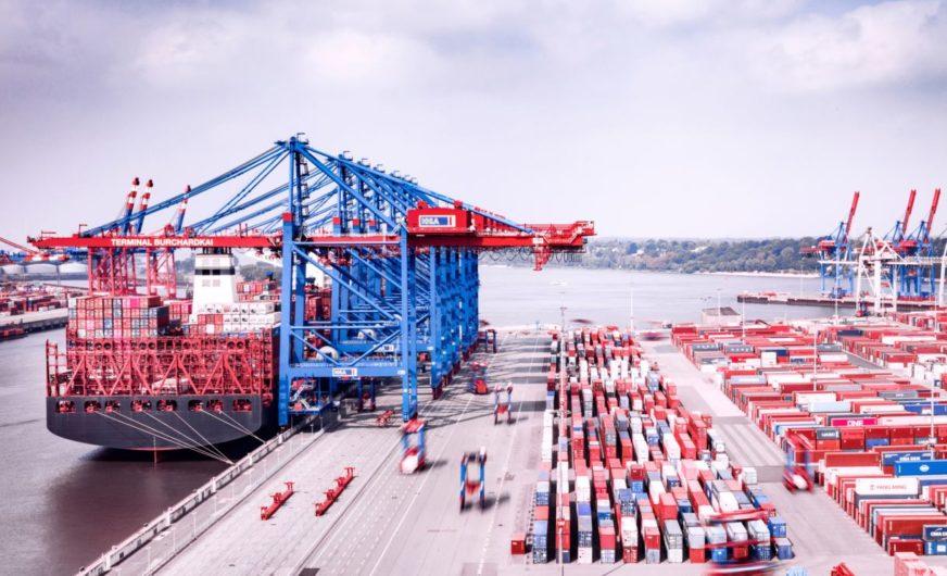 Hamburger Logistiker sind für die Suez-Schiffe gerüstet