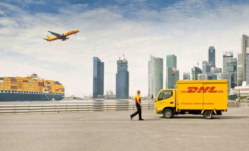 Deutsche Post DHL Group bewegt mehr Luft- und Seefracht