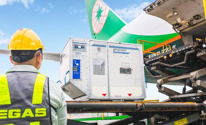 Eva Air Cargo: Neue Website sorgt für mehr Flexibilität