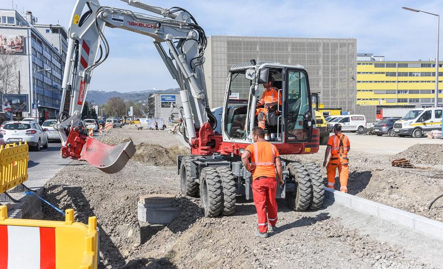 Leistungsfähige Anbindung für das Linzer Hafenviertel