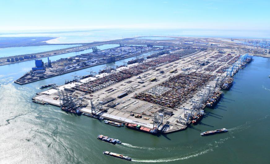 Hafen Rotterdam befürchtet unvermeidliche Verspätungen