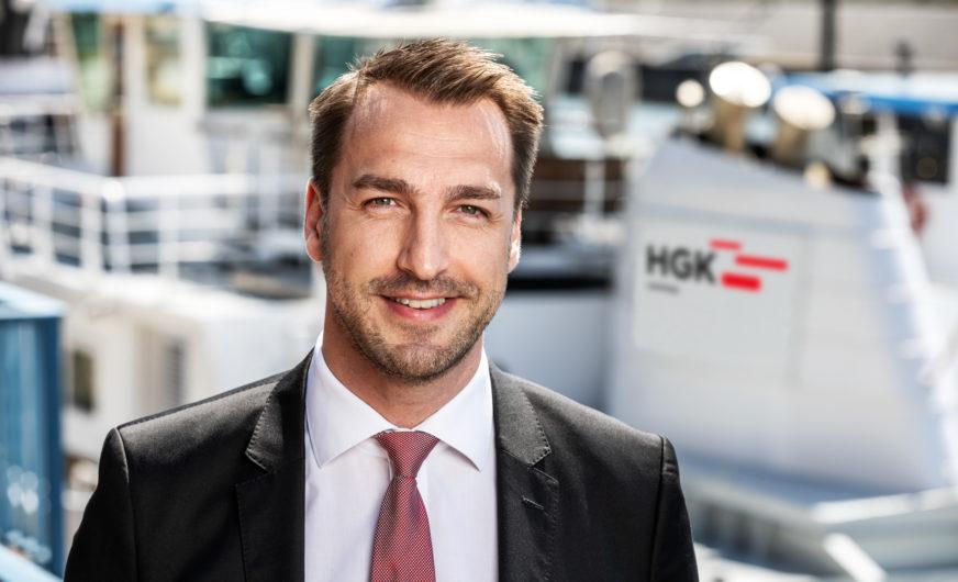 Steffen Bauer bleibt weiterhin CEO der HGK Shipping