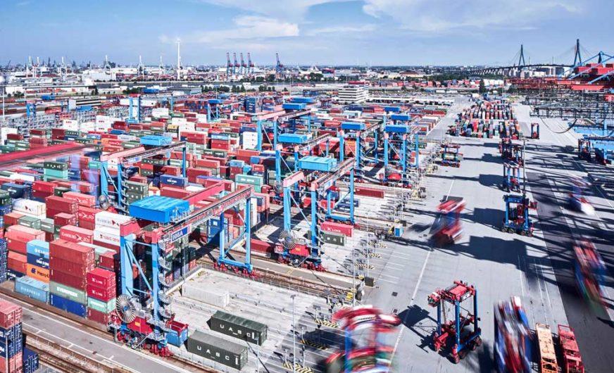 HHLA schafft zusätzliche Lagerkapazitäten für Container