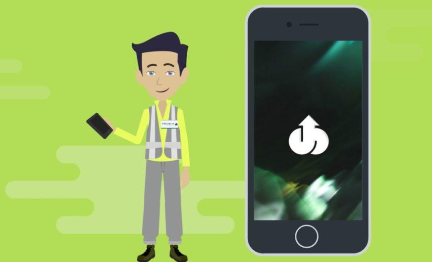 """Driver-App für die """"Piloten"""" der Hödlmayr-Flotte"""