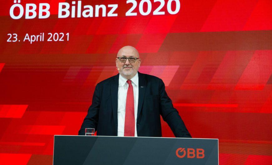 Corona kostet Rail Cargo Group 250 Mio. Euro Umsatz