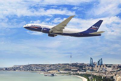 Silk Way West Airlines kauft fünf Boeing 777 Frachter