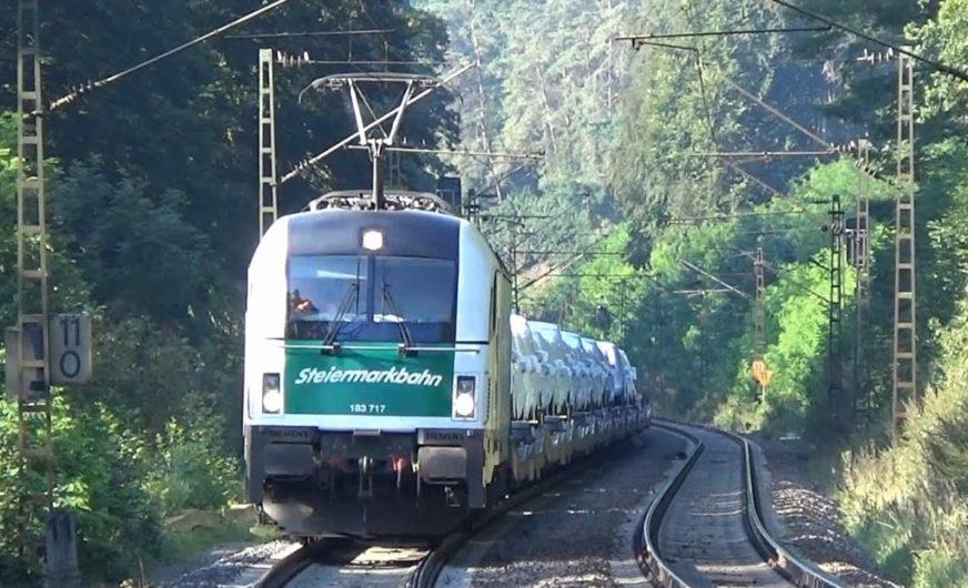 2020 brachte Einbußen im Schienengüterverkehr