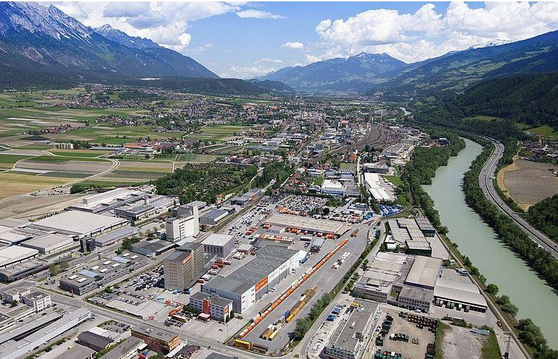 TX Logistik bedient künftig auch Hall in Tirol
