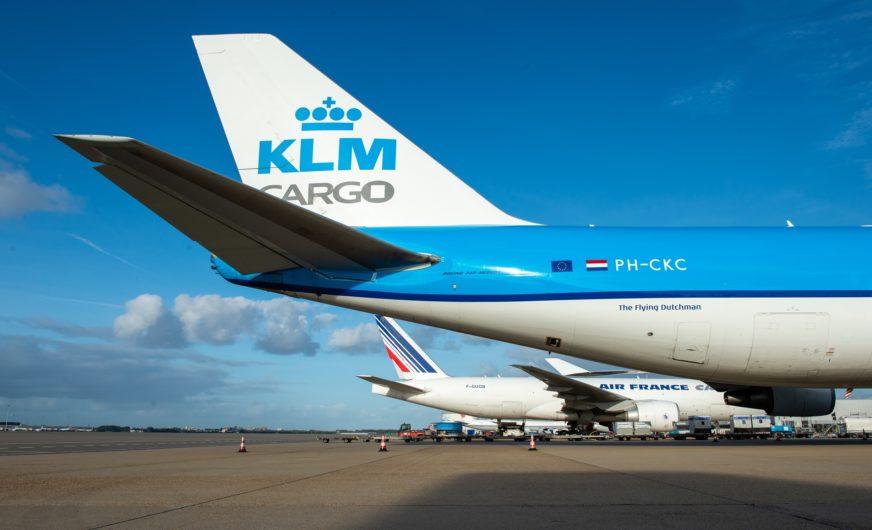 Air France KLM Cargo setzt weiter auf Nachhaltigkeit