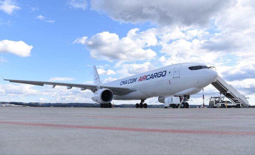 CMA CGM Air Cargo fliegt zu drei weiteren Zielen