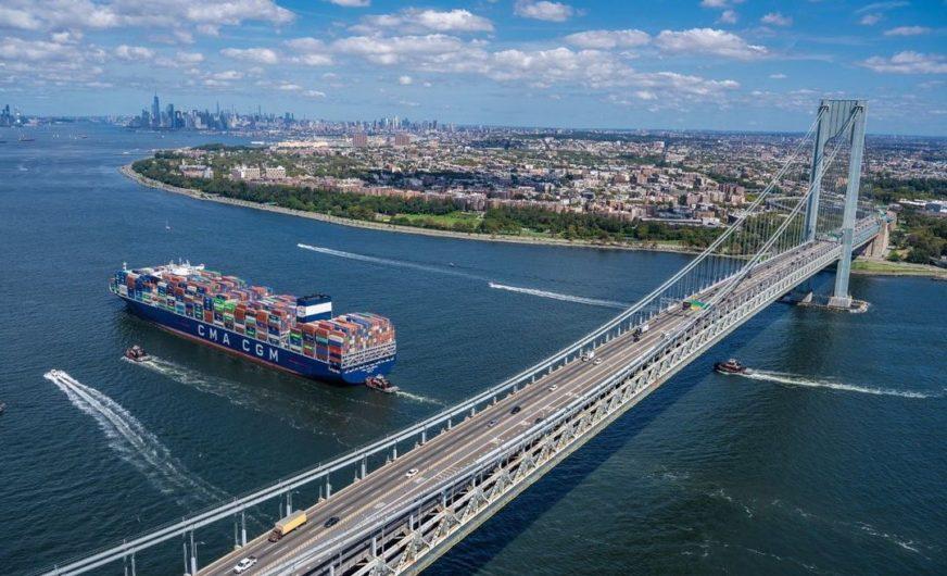 CMA CGM bestellt 22 neue Containerschiffe