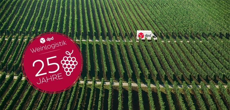 DPD Austria: Zwei Drittel mehr Weinversand in 2020