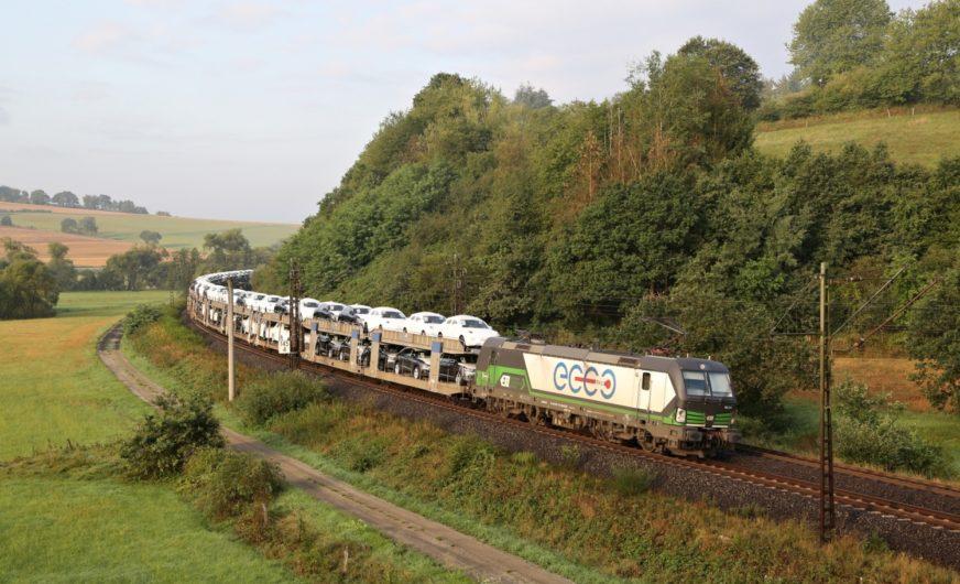 "Güterbahn ecco-rail ist neuer ""klimaaktiv"" Partner"