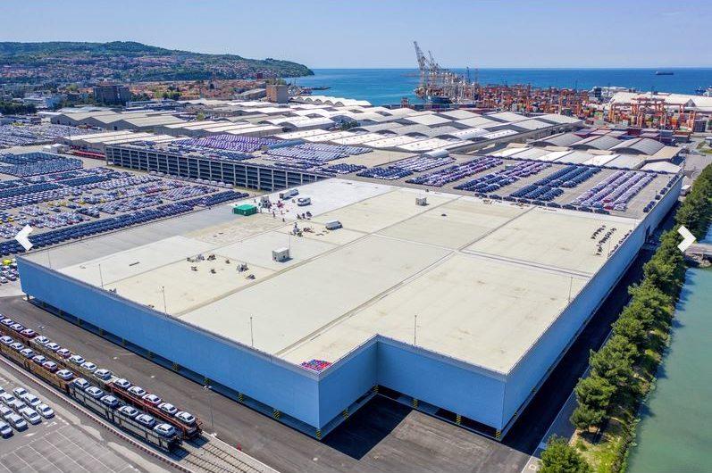 Hafen Koper ist jetzt noch leistungsfähiger