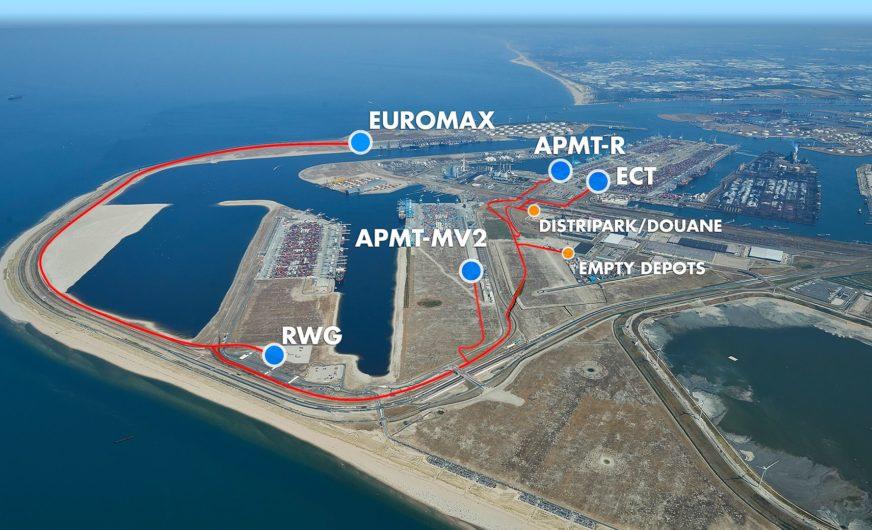 Hafen Rotterdam setzt Ausschreibungsverfahren für CER-Transport aus