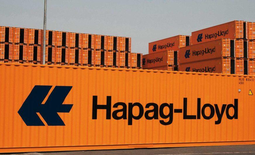 Hapag-Lloyd: Containerflotte wächst um 60.000 TEU