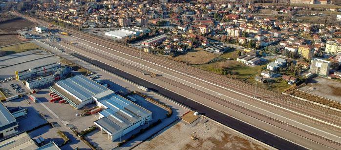 Hupac verbindet Pordenone mit Rotterdam C.RO