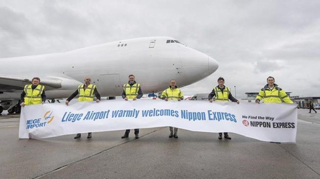 Nippon Express stärkt Import/Export in Europa