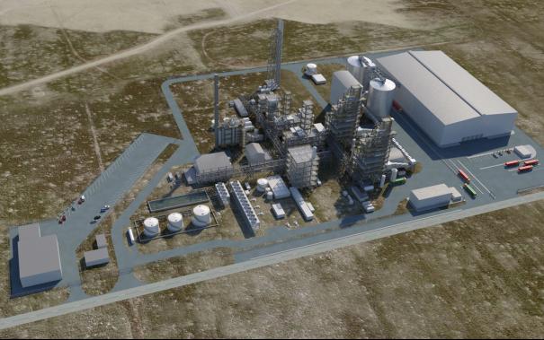"""""""Waste-to-Jet"""": Projekt für SAF-Produktion in Rotterdam"""