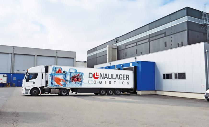 Donaulager Logistics jetzt mit eigener Niederlassung in Wien