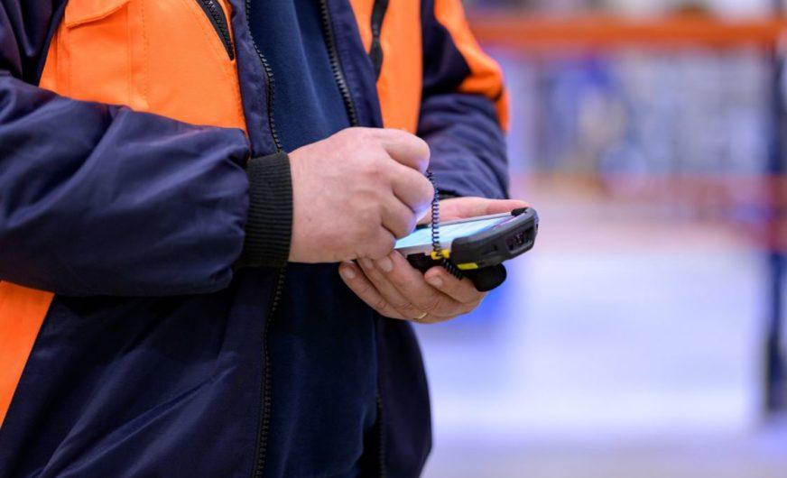 3.500 mobile Datenterminals von TIS für Gebrüder Weiss