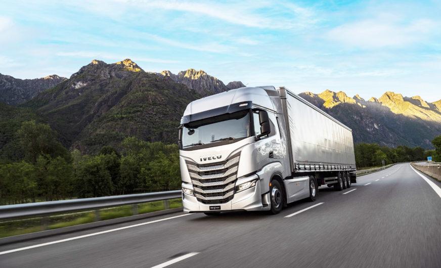 Evolution: Zu 100 Prozent vernetzter Lkw bei Iveco