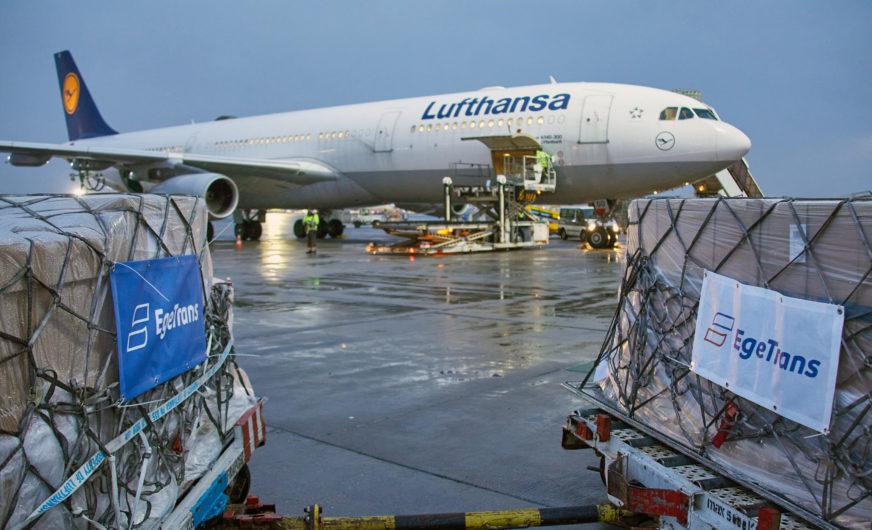 Bereits 50 Prachterflüge für den Logistiker EgeTrans