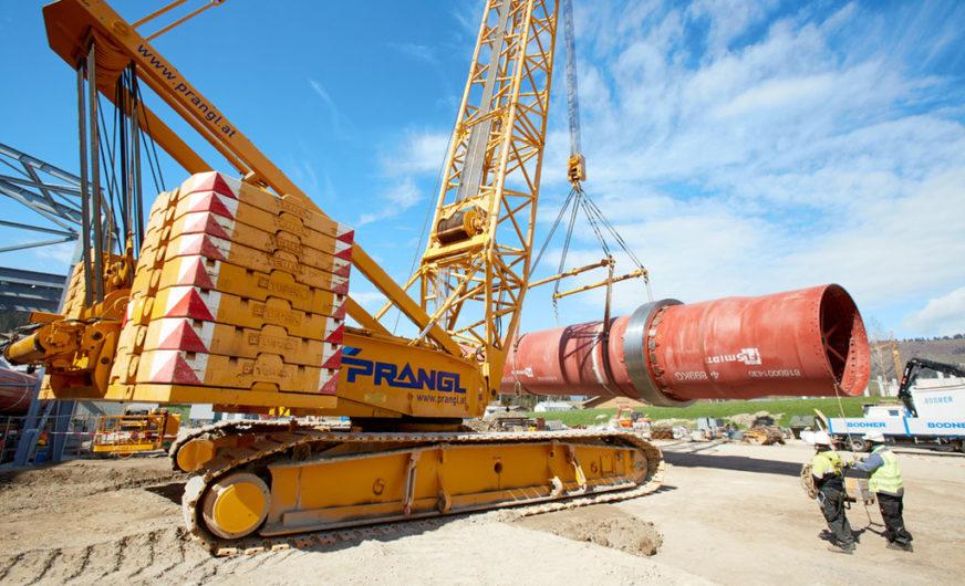 Prangl begleitet 40 Mio. Euro Investition in Hochfilzen