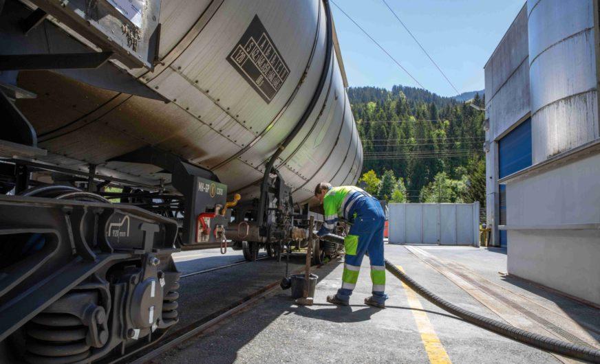 Egger: Vertragsverlängerung mit der ÖBB Rail Cargo Group