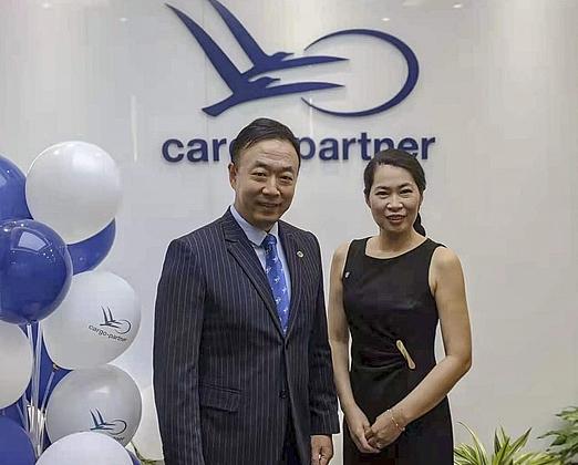 Logistiker cargo-partner verstärkt Präsenz in China