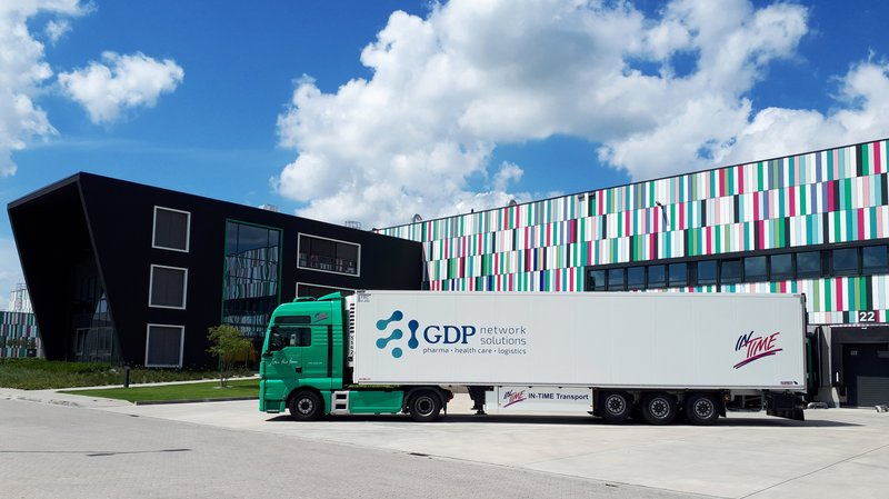 GDP network solutions plant Expansion im D-A-CH-Raum