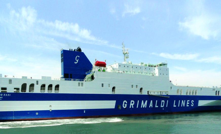 Grimaldi integriert Zeebrugge in den Belgien-Irland-Service