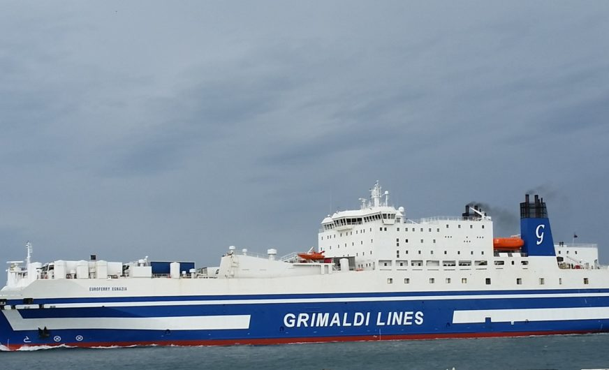 Grimaldi Group positioniert sich auf den Balearen