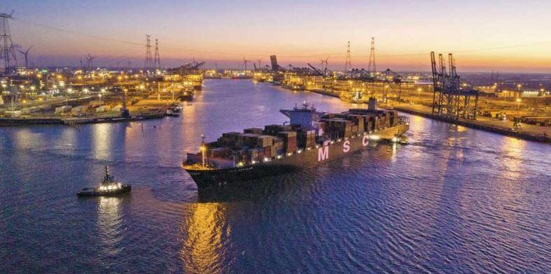 Hafen Antwerpen: Wachstum im ersten Halbjahr