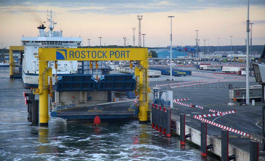 Hafen Rostock bekommt Fährlinie nach Stockholm