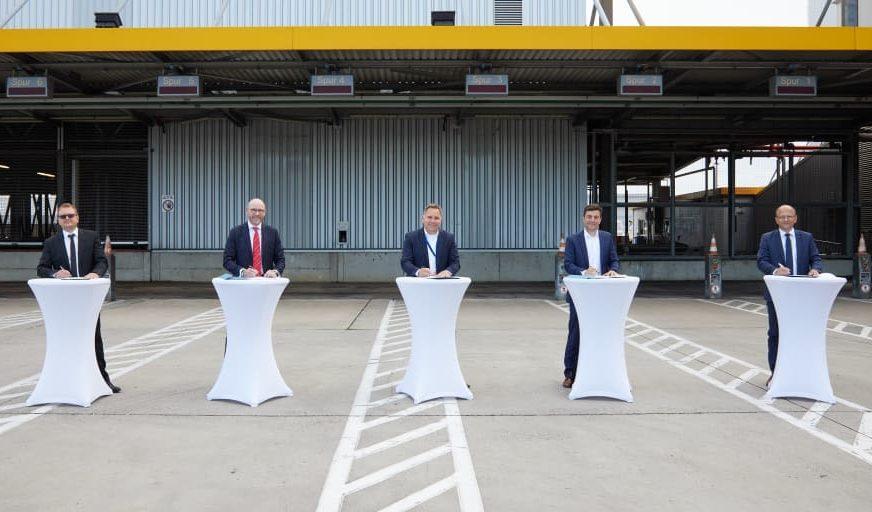 Lufthansa Cargo modernisiert RFS-Stacker in Frankfurt
