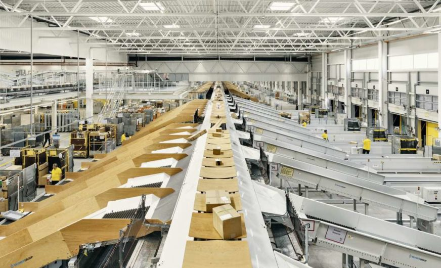 Post: Plus 20,3 Prozent Paketvolumen in Österreich