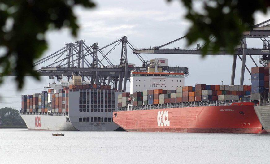 Weiterhin Verwerfungen in der Containerschifffahrt