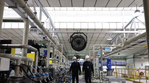 Rotterdam: Recyclinganlage für Lithium-Ionen-Batterien