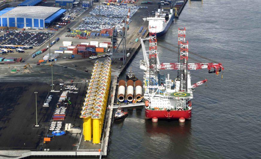 Cuxport engagiert sich noch mehr für die Energiewende